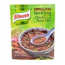 Knor Soup Hot & Sour 43gms