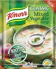 Knorr Mix Veg Soup