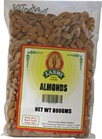 LAXMI ALMONDS 400GMS
