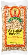Laxmi Cashew Pieces 400g