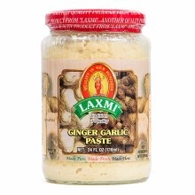 LAXMI GINGER GARLIC PASTE 710ML
