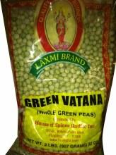 Laxmi Green Vatana 2 Lb