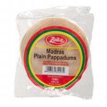Laxmi Medras Pappadum 200g