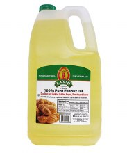 Laxmi Pure Peanut Oil 1gallon