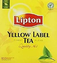 LIPTON YELLOW LABEL TEA 15OZ