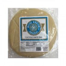 Organic Uncooked Roti 14pc