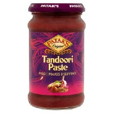 PATAK'S TANDOORI PASTE 10OZ