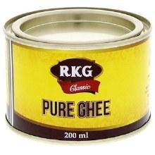 RKG PURE GHEE 200ML