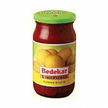 BEDEKAR LIME PICKLE 14OZ