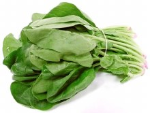 SPINACH BY COUNT