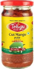 Telugu Cut Mango Pickle 300gm