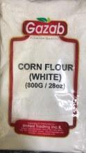 Gazab White Corn Flour 800gm