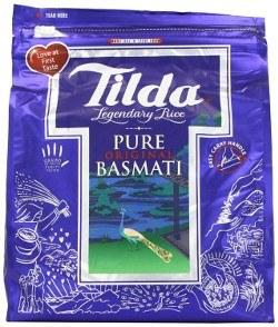 TILDA BASMATI RICE 10LBS