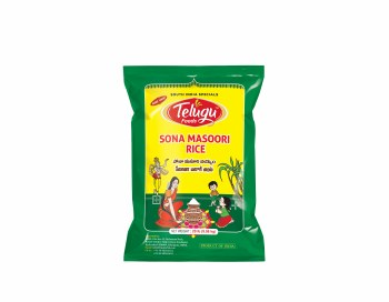 Telugu Sona Masoori Rice 20lb