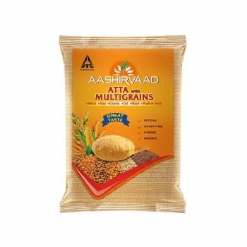 Aashirvaad Multigrain Atta Multi Grain 10 Lb
