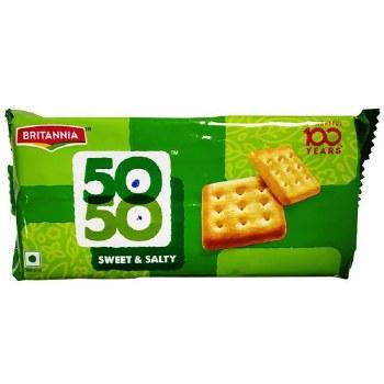 Britannia 50-50 Sweet & Salt 372g