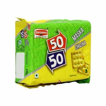 Britannia Biscuits 50-50 Maska Chaska Fam Pack