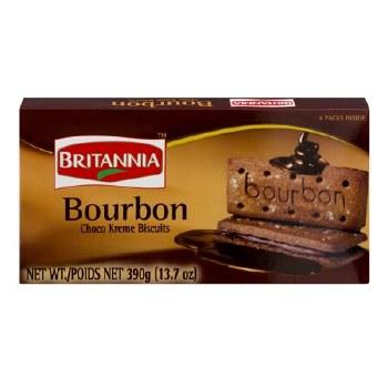 Britannia Biscuits Bourbon C Puccino100 G