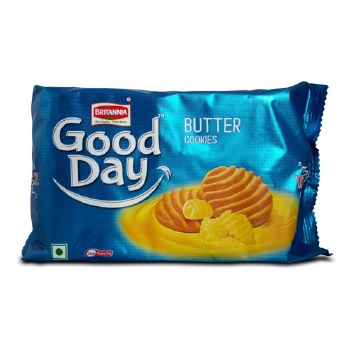 Britannia Good Day Pista Almond 75g