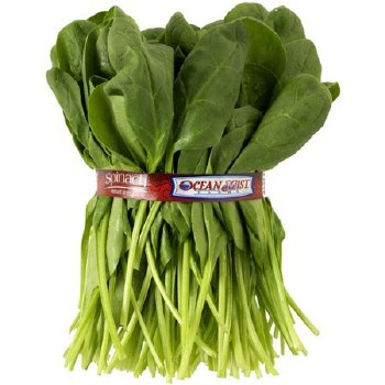 Spinach Bunch 1 Ct