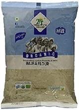 24 Mantra Bajra Flour 2 Lb