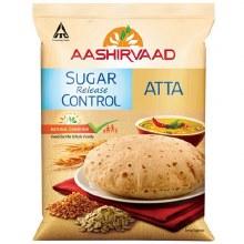 Aashirvaad Atta Sugar Control 1kg