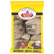 Adani Nutmeg Whole 200 Gm