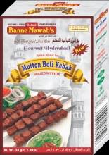 Banne Nawabs Boti Kebab 38 G