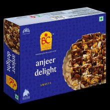 Bc Anjeer Delight 320 G