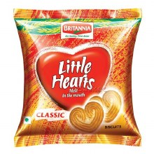 Britannia Little Hearts 75gm