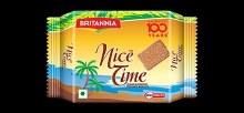 Britannia Biscuits Nice Time 80 G