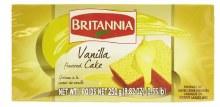 Britannia Cake - Vanilla Lrg 250 G