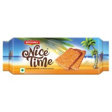 Britannia Nice Time Coconut 480g
