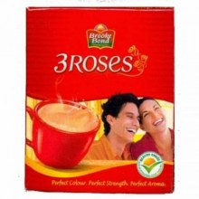 Brooke Bond 3 Roses 250gm
