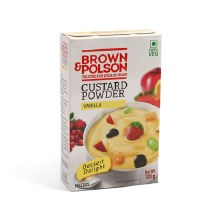 Brown & Polson Custard Powder 100g