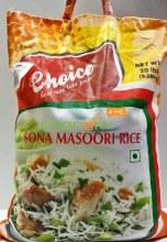 Choice Sona Masoori 20lb 20 Lb