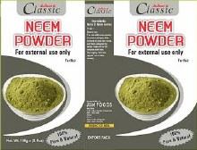 Classic Dulhan Neem Powder 100g