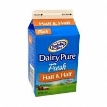 Dairy Pure Half Nd Half 473 Ml