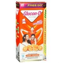 Glucon D Orange 400g