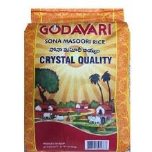 Godavari Sona Masoori Crystal  20 Lbs