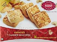 Karachi Cashew Biscuit 400 Gm