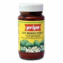 Priya Pickle Mango Cut 300 G