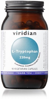 L-Tryptophan 220mg  90s