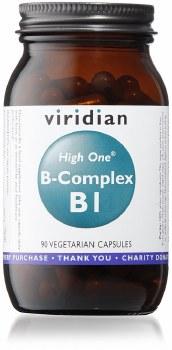 HIGH ONE Vitamin B1 90