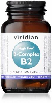HIGH TWO Vitamin B2
