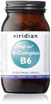 HIGH SIX Vitamin B6 90s