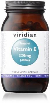 Natural Vitamin E 400IU 90s