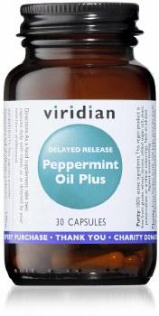 Peppermint Oil Plus 30s