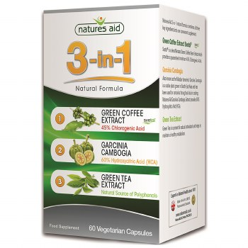 3-in-1 Natural Formula with Gr