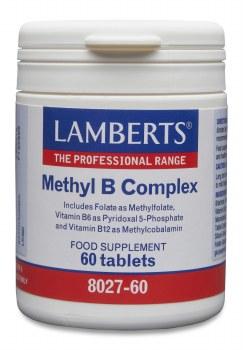 Methyl B Complex 60s